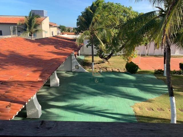 Casa com 6 dormitórios à venda, 400 m² por R$ 1.500.000,00 - Porto das Dunas - Aquiraz/CE - Foto 3