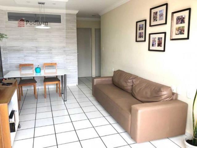 Apartamento à venda com 3 dormitórios em Bessa, João pessoa cod:35990 - Foto 3
