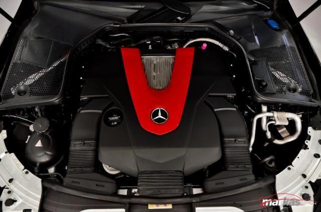 Mercedes C 450 C450AMG4M 367HP TETO 36 MIL KM 4P - Foto 14