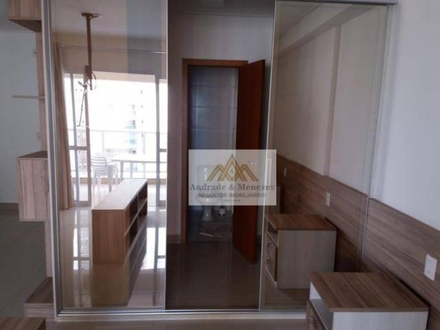 Kitnet com 1 dormitório para alugar, 44 m² por R$ 1.500,00/mês - Bosque das Juritis - Ribe - Foto 11