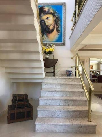Sobrado no Condomínio Villa Felice com 5 dormitórios à venda, 880 m² por R$ 2.300.000 - Ja - Foto 9