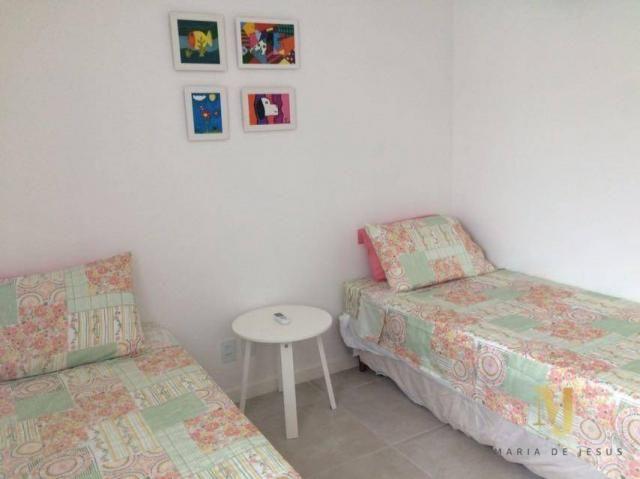 Casa com 5 dormitórios à venda, 190 m² por R$ 3.200.000,00 - Praia Muro Alto - Ipojuca/PE - Foto 12