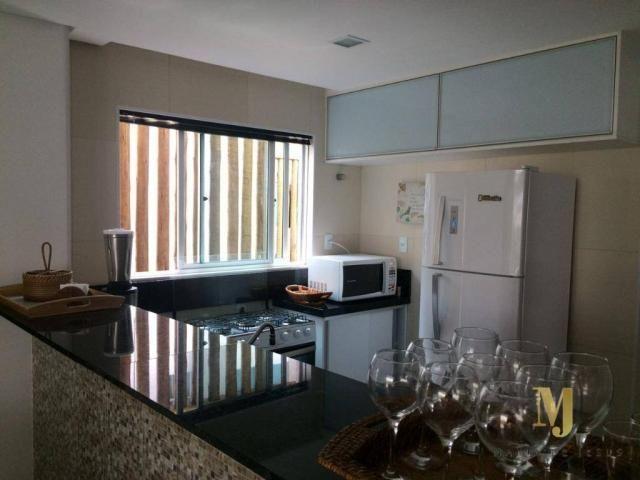 Casa com 5 dormitórios à venda, 190 m² por R$ 3.200.000,00 - Praia Muro Alto - Ipojuca/PE - Foto 8