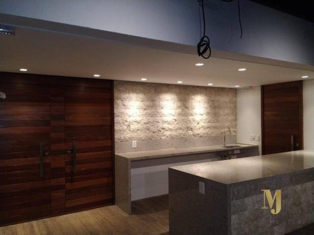 Casa com 5 dormitórios à venda, 190 m² por R$ 3.200.000,00 - Praia Muro Alto - Ipojuca/PE - Foto 20