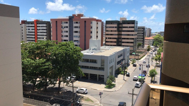 Apartamento Nascente na 3º Qd Na Ponta Verde