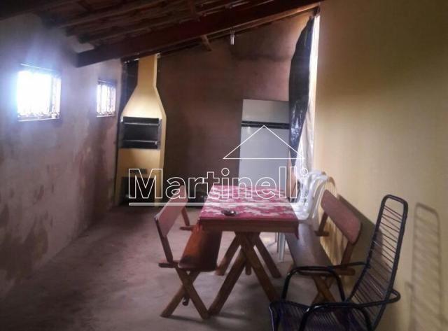 Casa à venda com 2 dormitórios em Bom jardim, Brodowski cod:V27978 - Foto 10