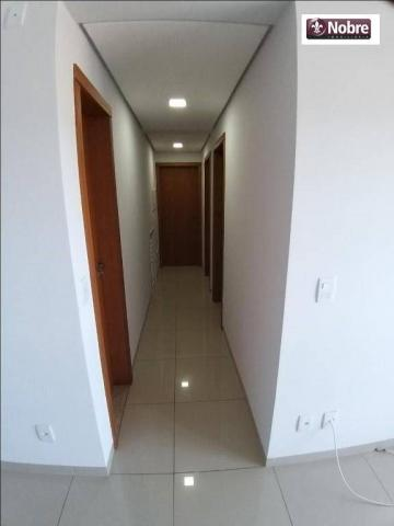 Apartamento com 3 dormitórios à venda, 92 m² por r$ 470.000,00 - plano diretor sul - palma - Foto 10