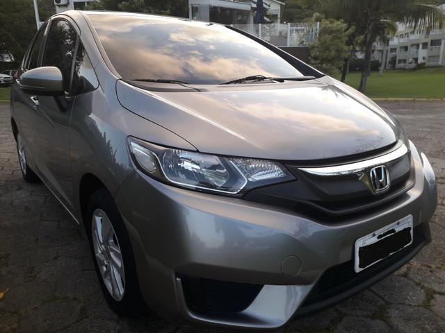 Honda Fit 2015 LX 1.5 automático cvt