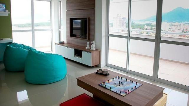D_ Apto2 dormitórios mobiliado, no bairro Pagani, em Palhoça - Foto 12