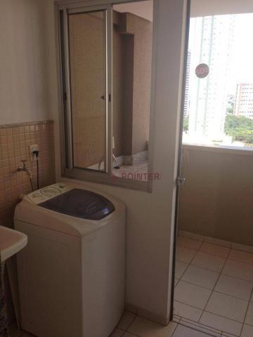 Apartamento com 2 dormitórios 1 vaga, à venda, 55 m² Jardim Goiás - Goiânia/GO - Foto 13