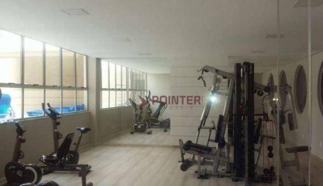 Apartamento com 2 dormitórios 1 vaga, à venda, 55 m² Jardim Goiás - Goiânia/GO - Foto 6