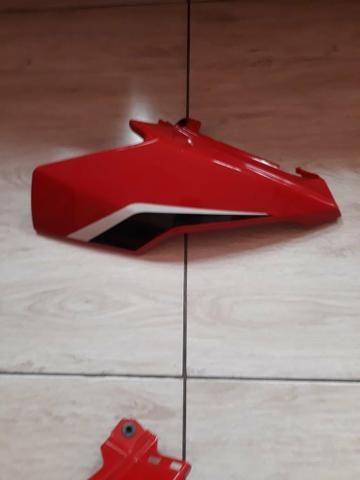 Moto 650r carenagem - Foto 4