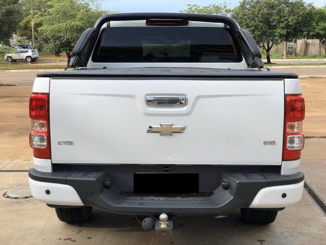 GM S10 LT 4X2 2.8 Diesel Automatico 2014/14 - Foto 5