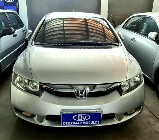 Honda Civic 1.8 LXS, Automático, 09/10