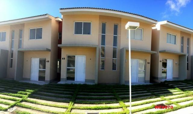 CA1294 Condomínio Magna Villaris, Vendo ou Alugo, casas duplex, 3 quartos, 2 vagas