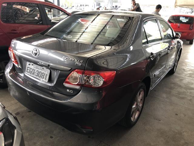 Toyota/ Corolla Xei 2.0 Automático flex blindado - Foto 3
