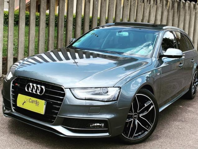 Audi a4 avant s-line 1.8 170cv tsfi multitronic cvt - Foto 3
