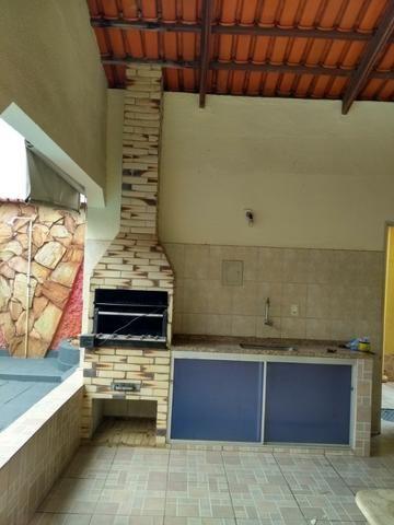 Sobrado com quatro Salas, Ar condicionados, persiana em todas dependência em alumínio, - Foto 7