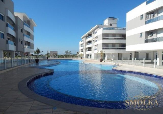 Apartamento à venda com 2 dormitórios em Ingleses do rio vermelho, Florianópolis cod:9407