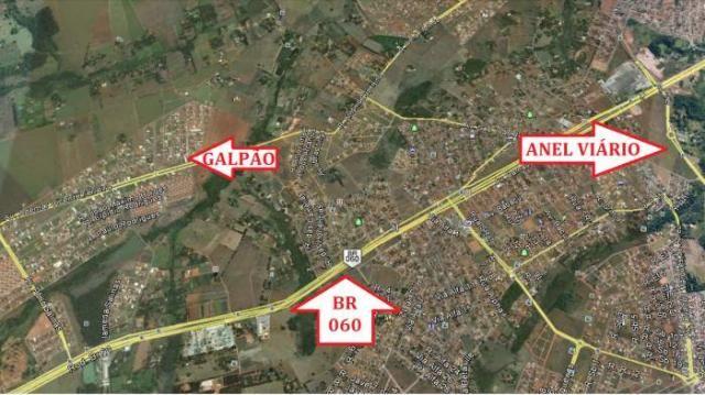 Galpão/depósito/armazém à venda em Residencial buena vista, Goiânia cod:GD2224 - Foto 2