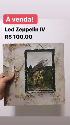 Lp Led Zeppelin - IV
