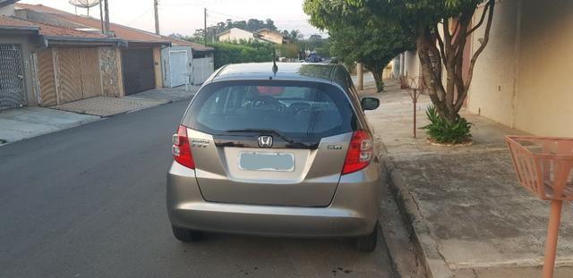 Honda Fit LXL 2010 - ipva total pago - Foto 8