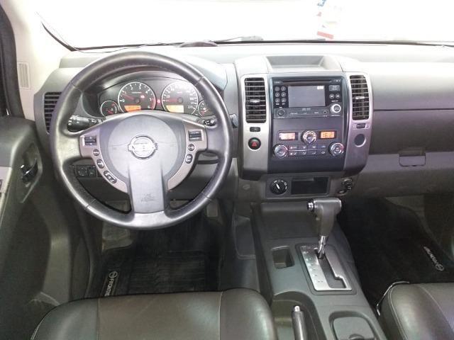 Nissan Frontier SL 2.5 TD CD 4x4 (aut) - Foto 9