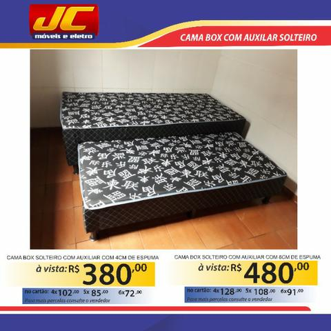 Lindas camas box direto de fabrica - Foto 3