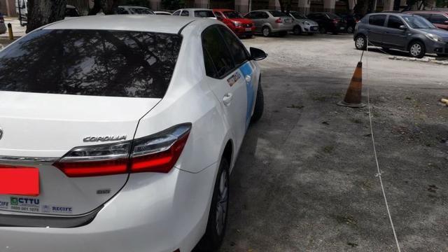 Taxi Corola 2018 com praça transferível - Foto 10