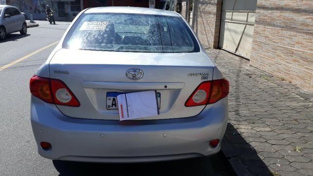Vendo corolla xei 2009/10 automatico - Foto 5