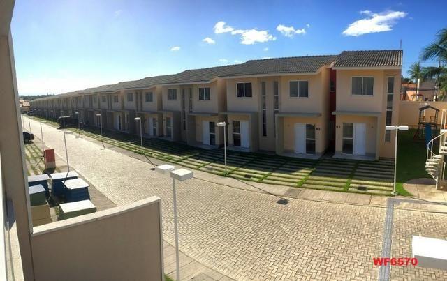 CA1294 Condomínio Magna Villaris, Vendo ou Alugo, casas duplex, 3 quartos, 2 vagas - Foto 19