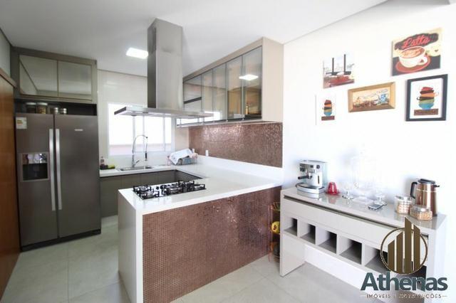 Condomínio Belvedere casa térrea com 3 Suítes sendo 1 master com clouset - Foto 3