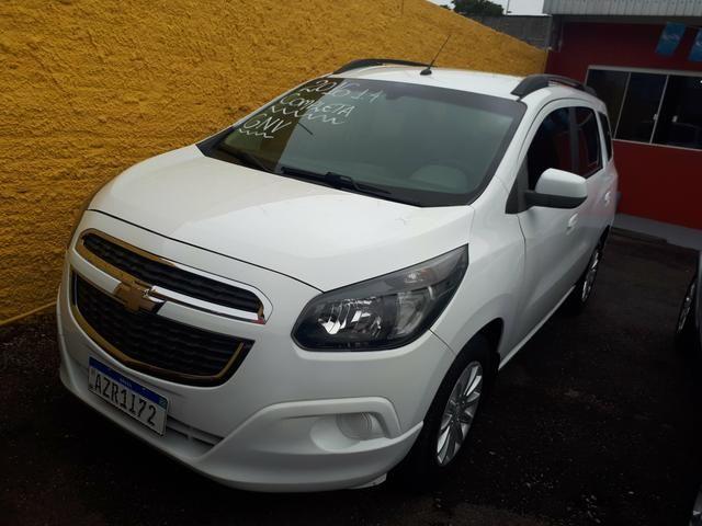 Chevrolet/spin 1.8l MT lt ano 2016