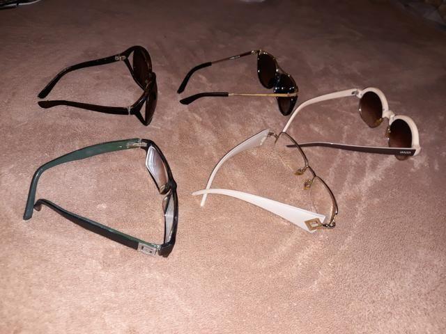 Armações óculos femininos - Foto 2