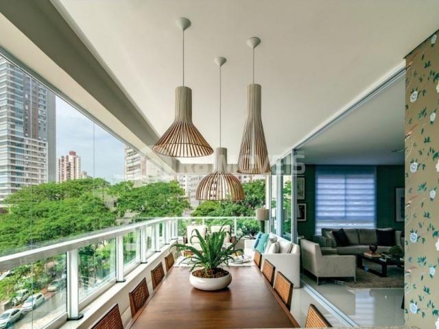 Apartamento à venda com 4 dormitórios em Setor oeste, Goiânia cod:1565 - Foto 6