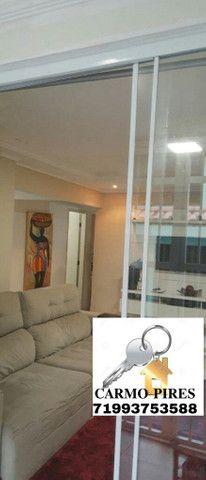 Itapoan Casa 3/4 sendo uma suite - Foto 5