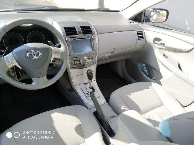 Corolla XEI 2011 com multimídia - Foto 3