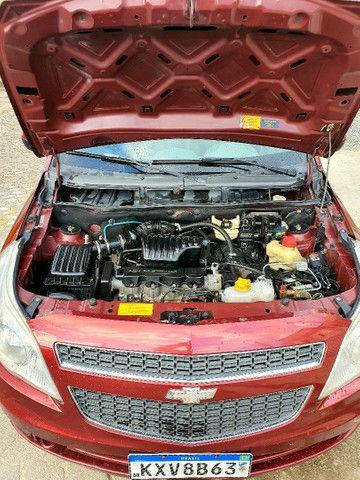 Chevrolet Agile 1.4 LTZ Top Linha c/ GNV MUITO NOVO! DOC OK TODO REVISADO - Foto 12