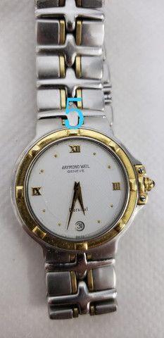 Relógio Raymond Well Geneve