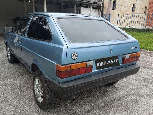 Volkswagen gol 1.8 CL com gnv ano 1991 - Foto 4