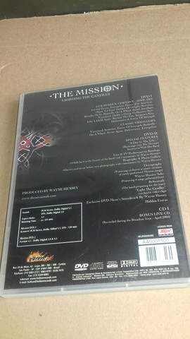 DVD THE MISSION... LIGHTING THE CANDLESS  - Foto 6