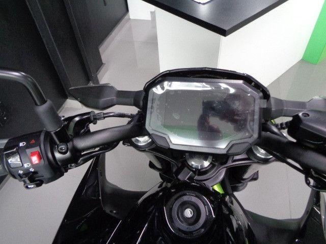 Kawasaki Z 650 ABS Preta 2021 - Foto 7