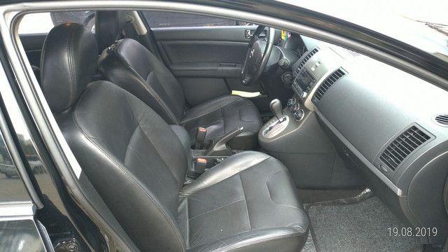 Sentra série especial automático CVT 2013 - Foto 5