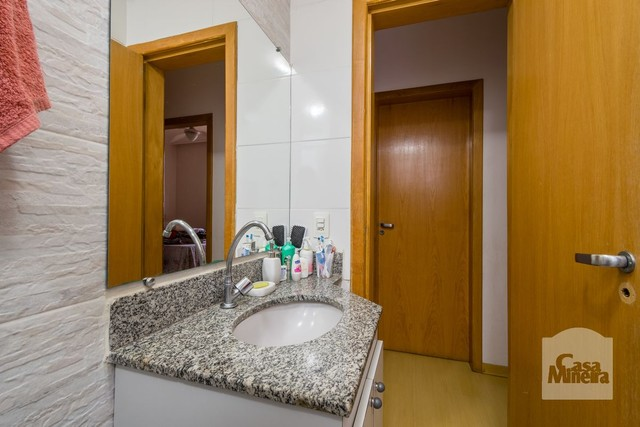Apartamento à venda com 3 dormitórios em Castelo, Belo horizonte cod:272190 - Foto 12