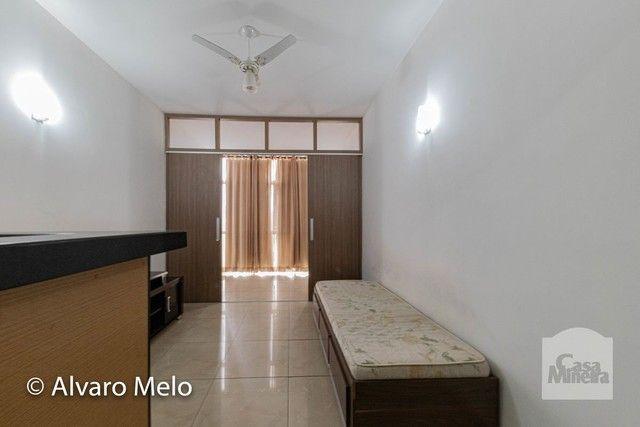 Apartamento à venda com 1 dormitórios em Santo agostinho, Belo horizonte cod:275173 - Foto 2