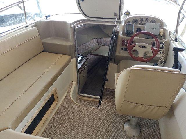 Lancha bayliner 2655 motor mercruiser injetado - Foto 11