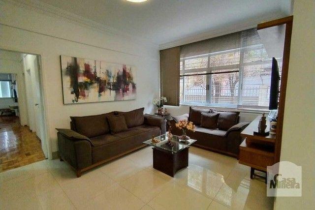 Apartamento à venda com 3 dormitórios em Sion, Belo horizonte cod:279624