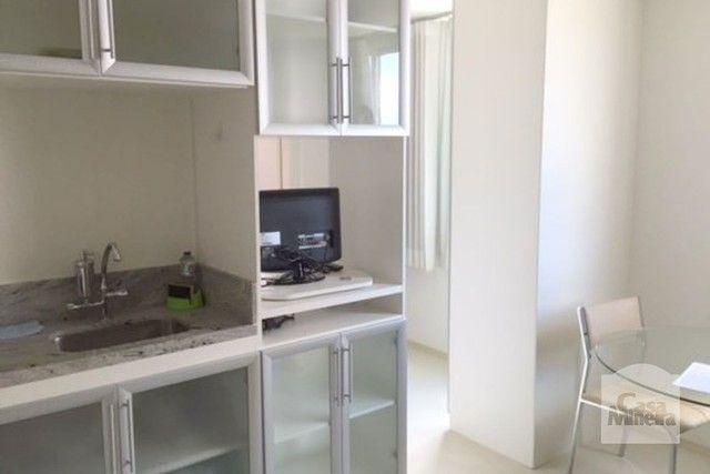 Apartamento à venda com 1 dormitórios em Estoril, Belo horizonte cod:106923 - Foto 3