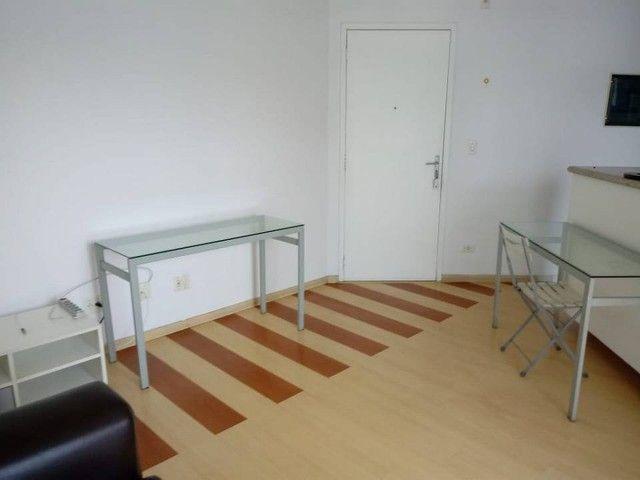 Apartamento para aluguel com 46 metros quadrados com 1 quarto - Foto 2