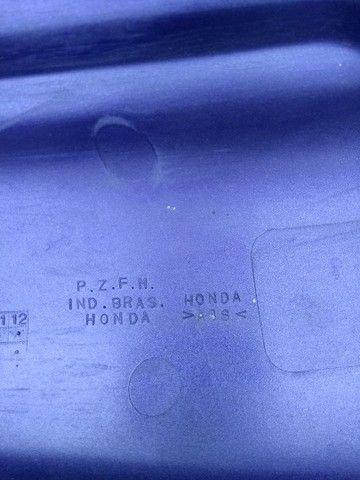par de laterais original Honda até a pintura original produto novo nunca usado - Foto 3